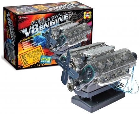 Haynes V-8 Engine