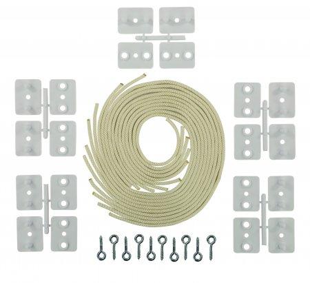 Solar Reel Attachment Strap Kit (Various Pool Types)