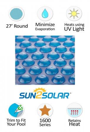 Sun2Solar® Ultimate Solar Cover - 1600 Series