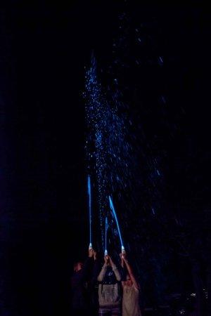 Glowing WaterSquirterBattle