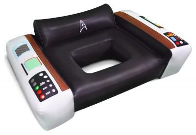 Star Trek Captain S Chair Pool Float Poolsupplies Com