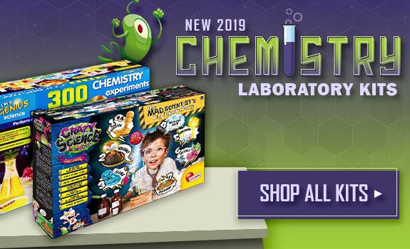New Chemistry Kits!