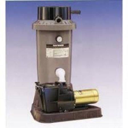 Hayward 174 Perflex Ec 75 De Filter System 1 Hp Super