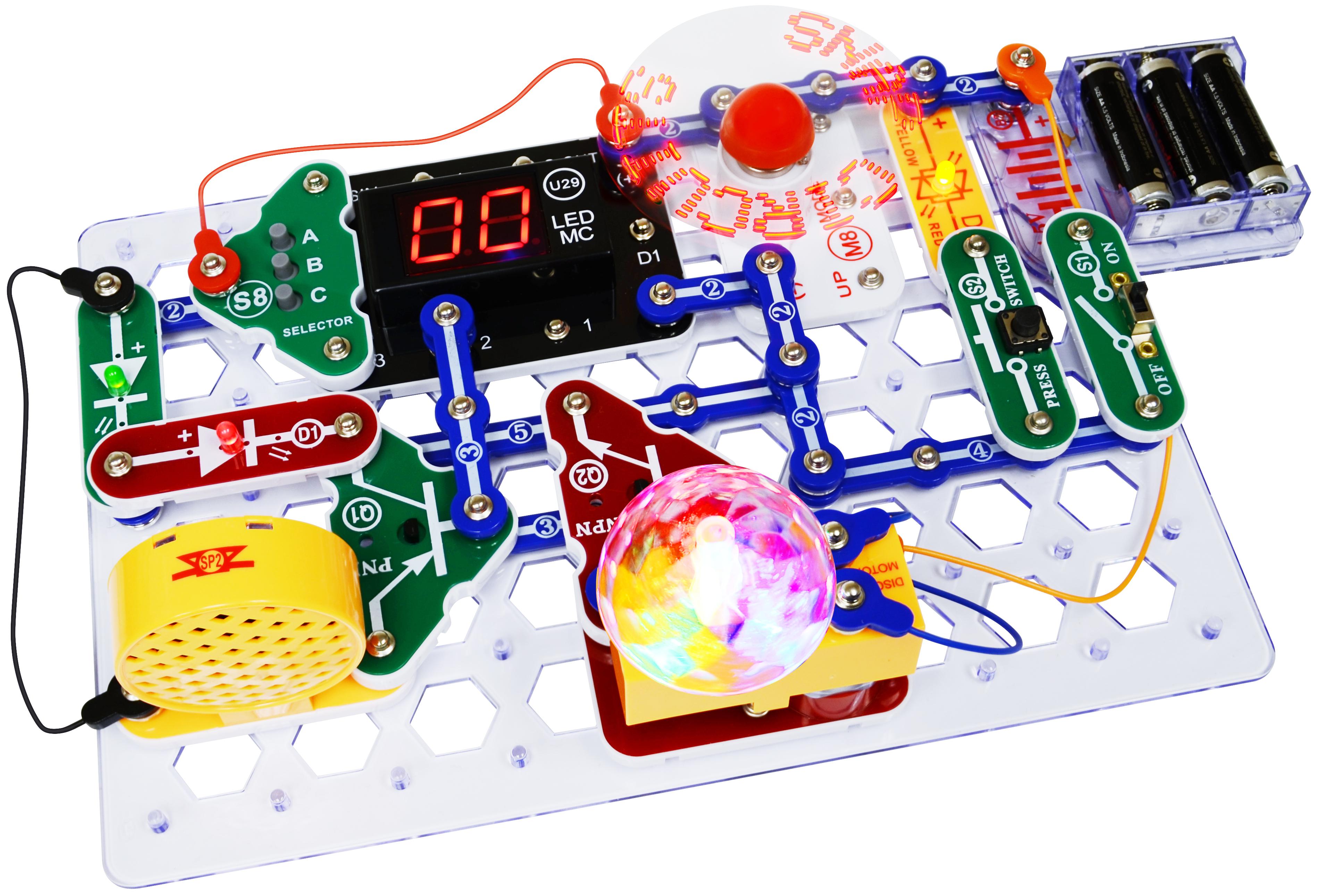 Snap Circuits Arcade Scientificsonline Com