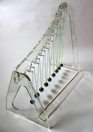 Large Wave Pendulum Acrylic Kit