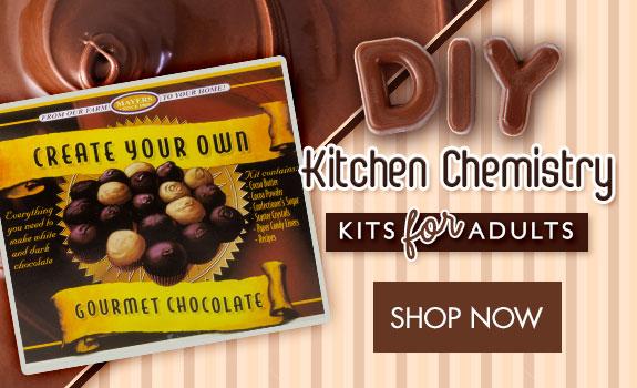 DIY Kitchen Chemistry Kits