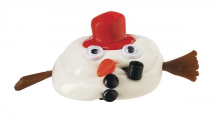 Melting Snowman Putty