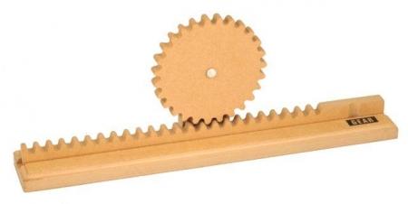 Simple Gear Rack Model