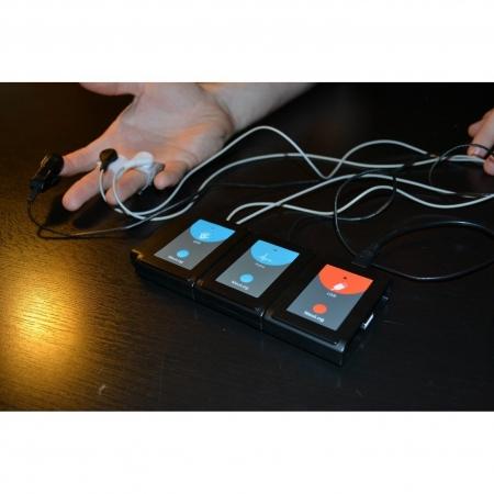 USB Polygraph (Lie Detector) Kit