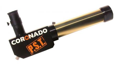 Coronado Personal Solar Telescope (PST)