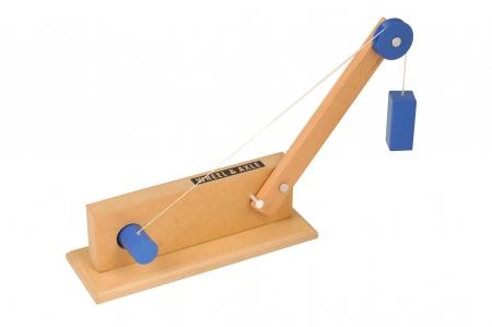 Simple Wheel & Axle Model